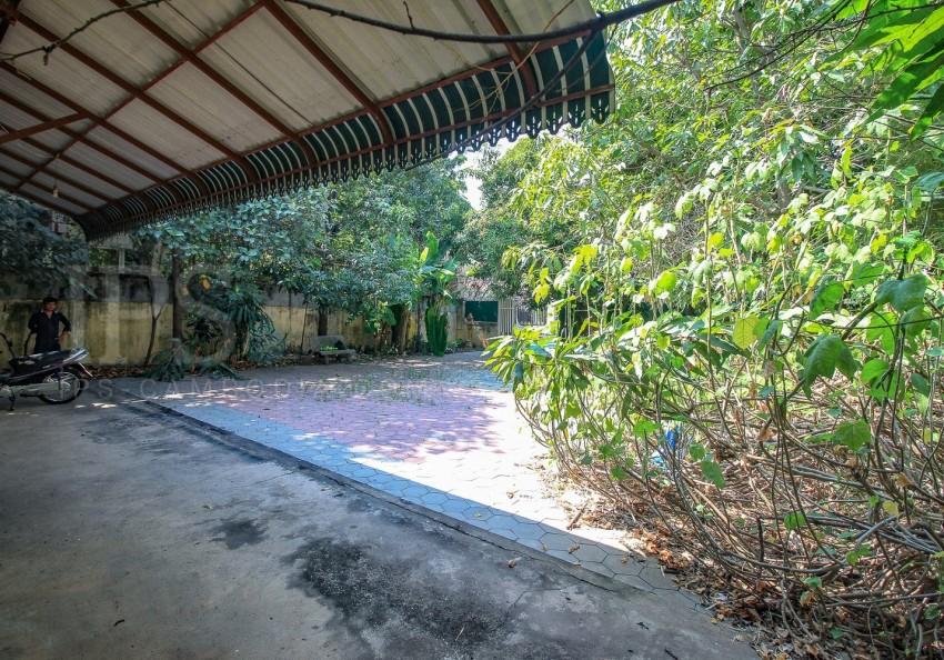 House and Land For Sale - Phsar Daeum Thkov, Phnom Penh