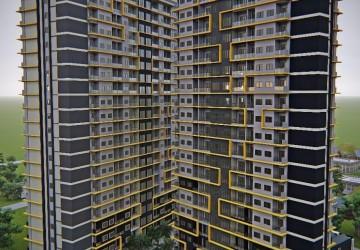 Residential Apartment For Sale - Mittapheap, Sihanoukville