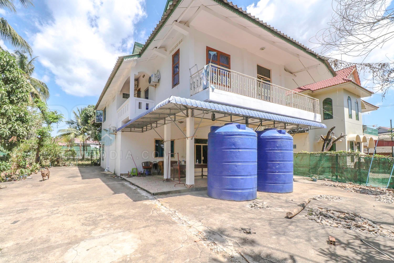 5 Bedroom House For Rent - Mittapheap, Sihanoukville