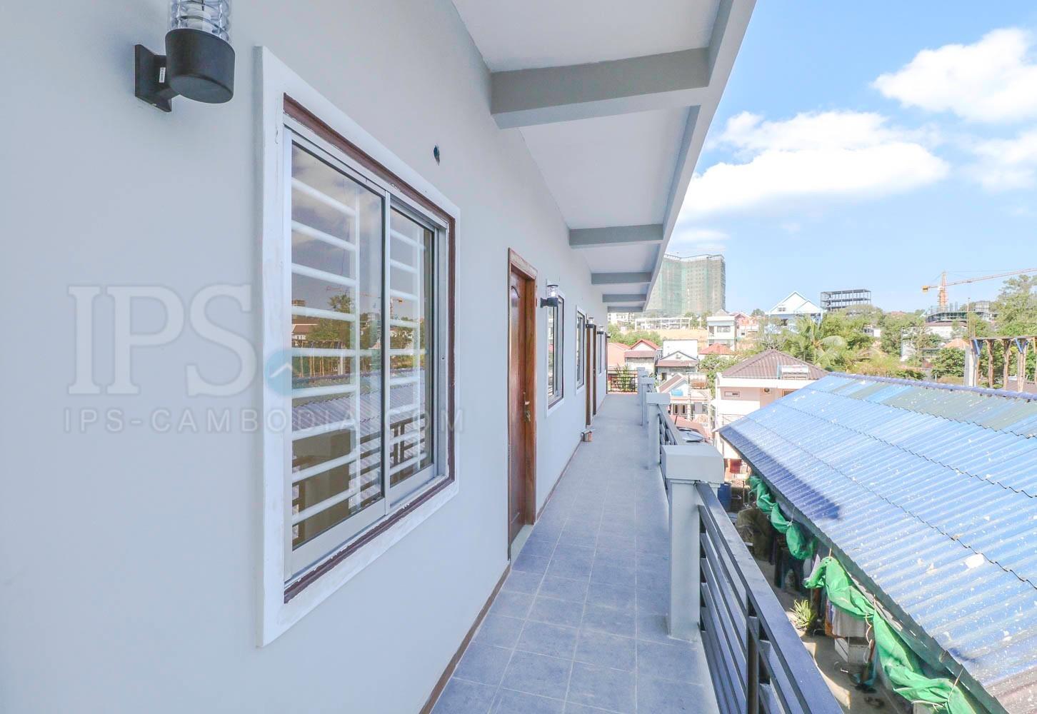 15 Rooms Apartment For Rent - Mittapheap, Sihanoukville