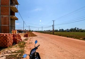 600 sq.m. Land For Sale - Ochheuteal Beach, Sihanoukville thumbnail