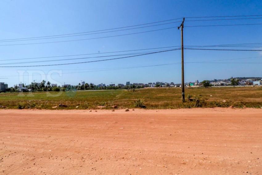 600 sq.m. Land For Sale - Ochheuteal Beach, Sihanoukville