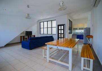 3 Bedroom Renovated Flat For Sale - Riverside, Phnom Penh