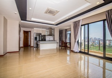 Duplex 4 Bedroom Penthouse  for Rent - Phsar Daeum Thkov