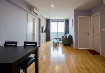 2 Bedroom Condo Unit For Rent - Tonle Bassac