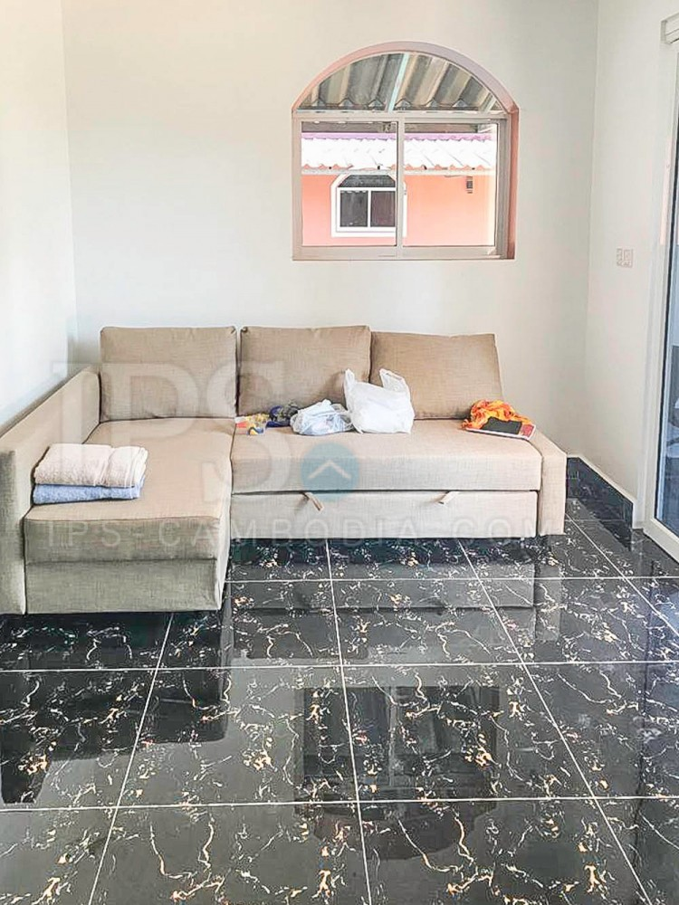 1 Bedroom Serviced Apartment For Rent - Otres Beach Area, Sihanoukville