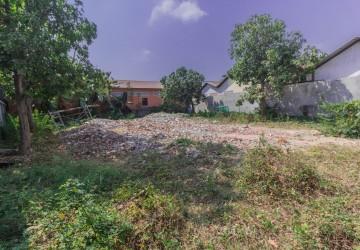375 sq.m. Land For Sale - Wat Bo, Siem Reap