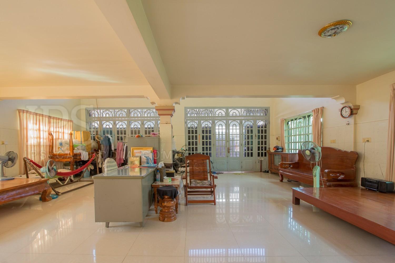 4 Bedroom Flats (2 Units)  For Sale - Sen Sok, Phnom Penh