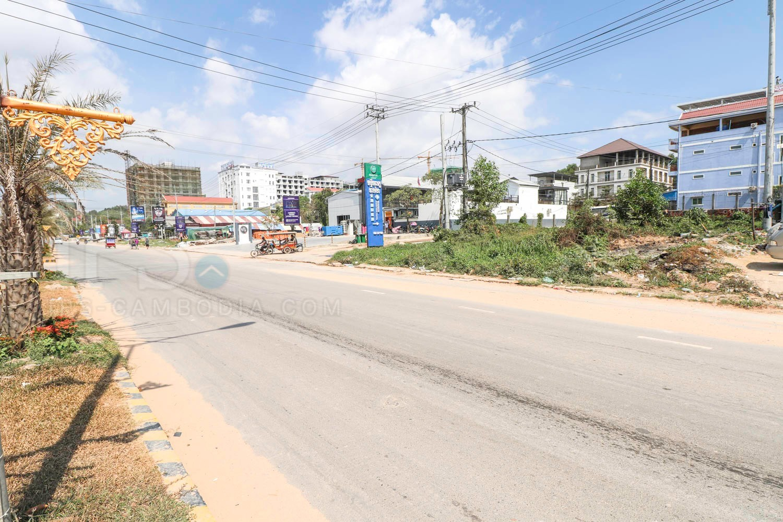 600 sq.m. Land For Sale - Mittapheap, Sihanoukville