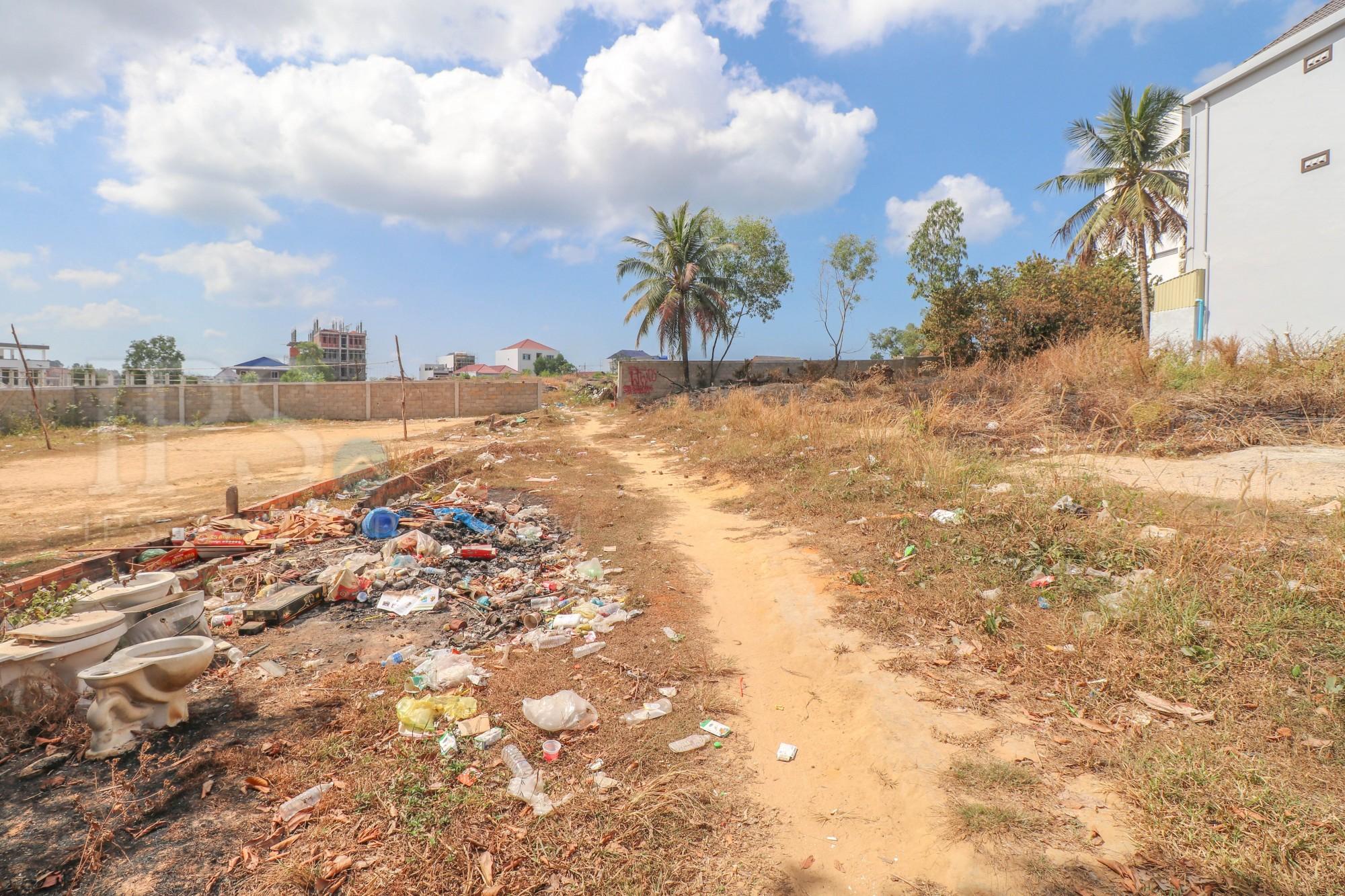 515 sq.m. Land For Rent - Mittapheap, Sihanoukville
