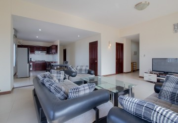 3 Bedroom Serviced Apartment For Rent - Toul Kok, Phnom Penh