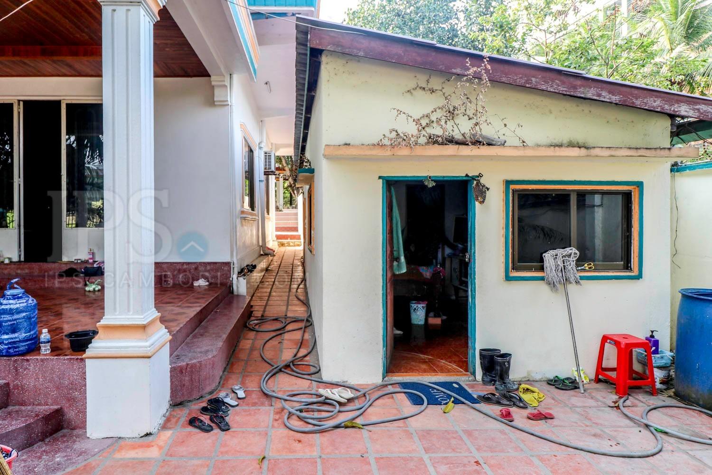 3 Bedroom Villa For Sale - Mittapheap, Sihanoukville