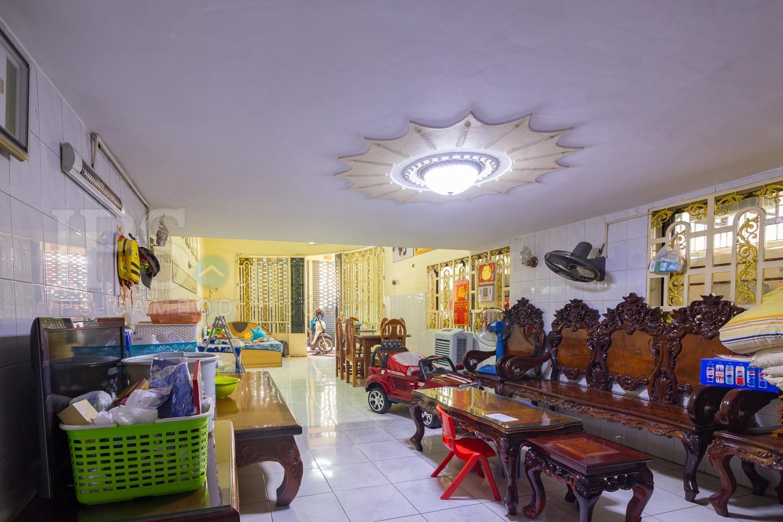 Corner Shop House For Rent - Toul Tum Poung, Phnom Penh