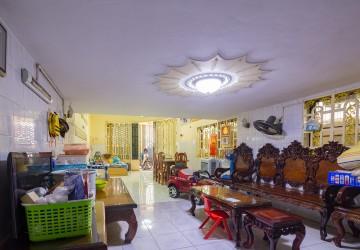Corner Shop House For Rent - Toul Tum Poung, Phnom Penh thumbnail