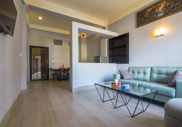 1 Bedroom Apartment For Rent - Tonle Bassac, Phnom Penh