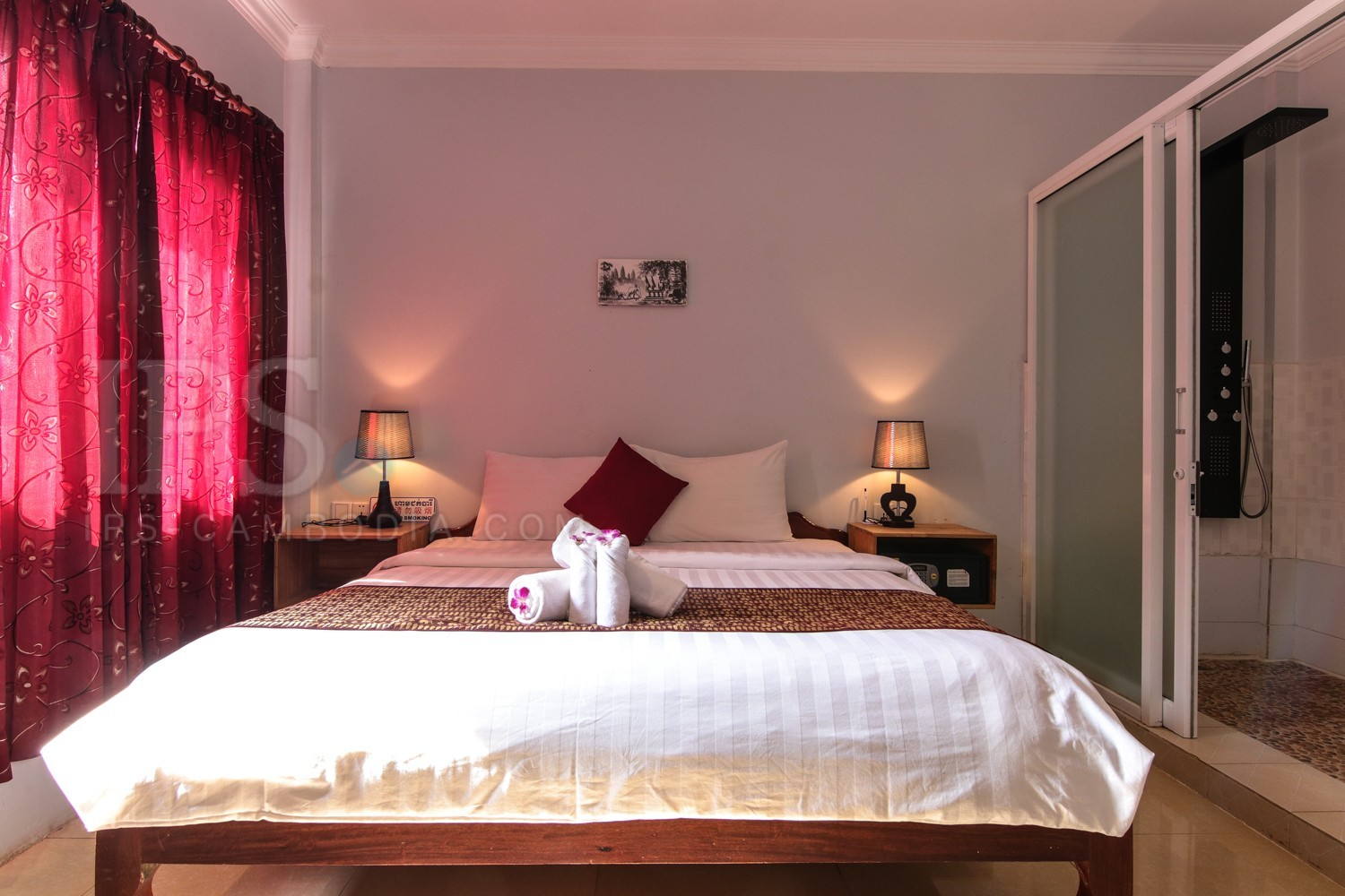 6 Room Guesthouse Business For Sale - Old Market / Pub Street, Siem Reap