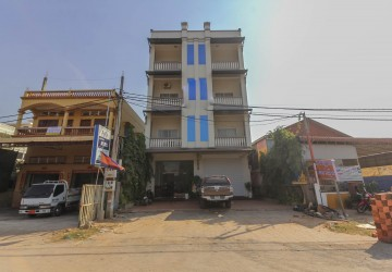 15 Units Apartment Building For Rent - Sala Kamreuk, Siem Reap
