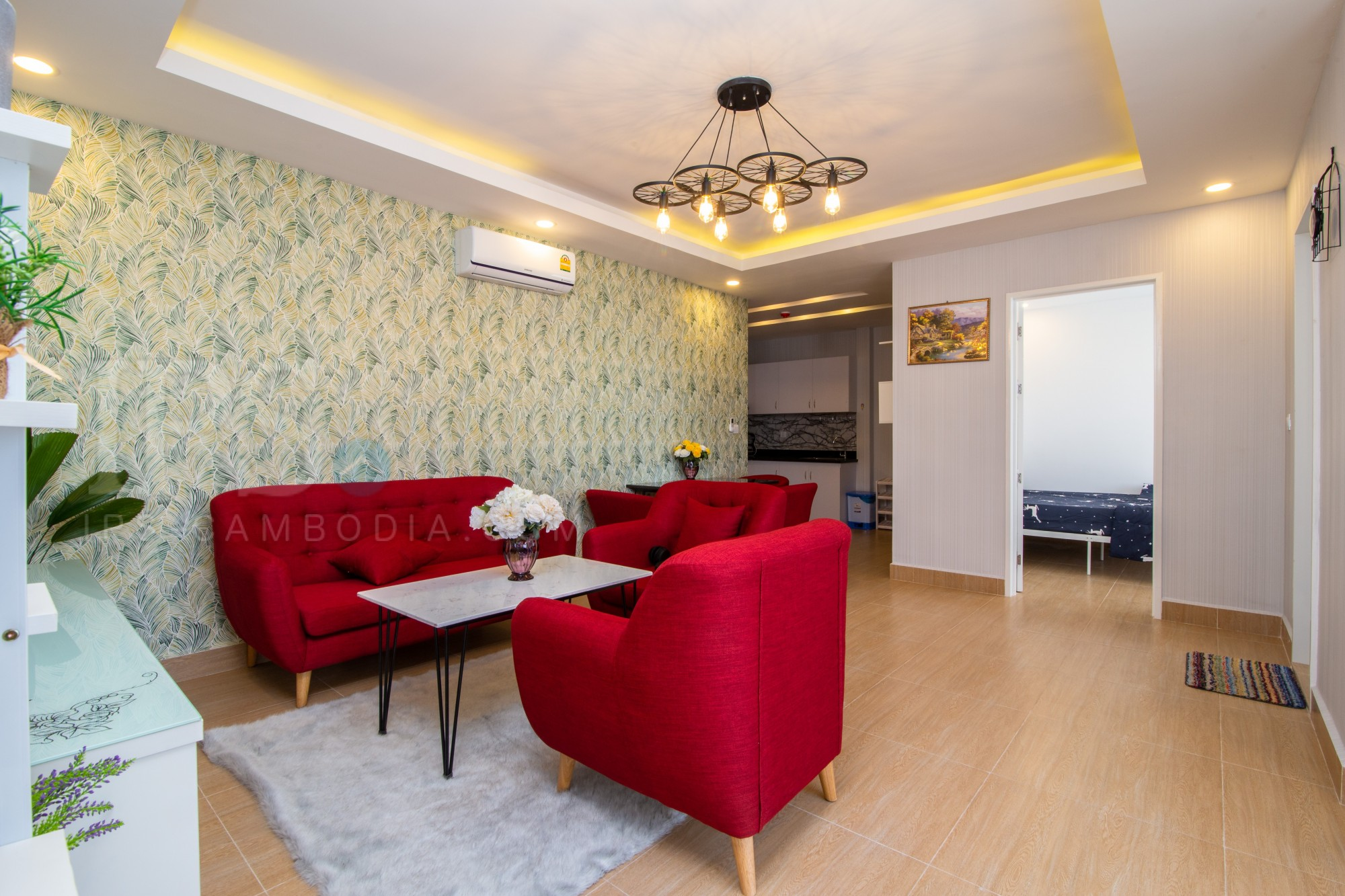 2 Bedroom Apartment  For Sale - Boeung Keng Kang 3, Phnom Penh