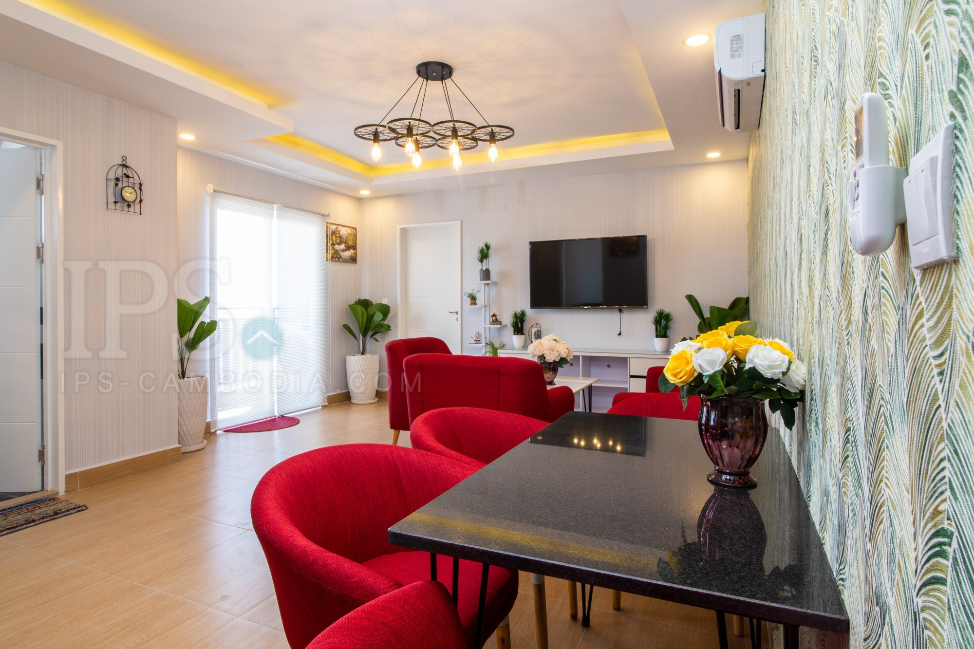 2 Bedroom Apartment  For Sale - Boeung Keng Kang 3, Phnom Penh