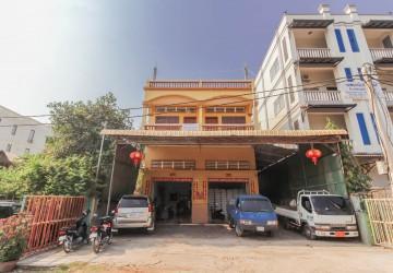 Commercial Building For Rent - Sala Kamreuk, Siem Reap