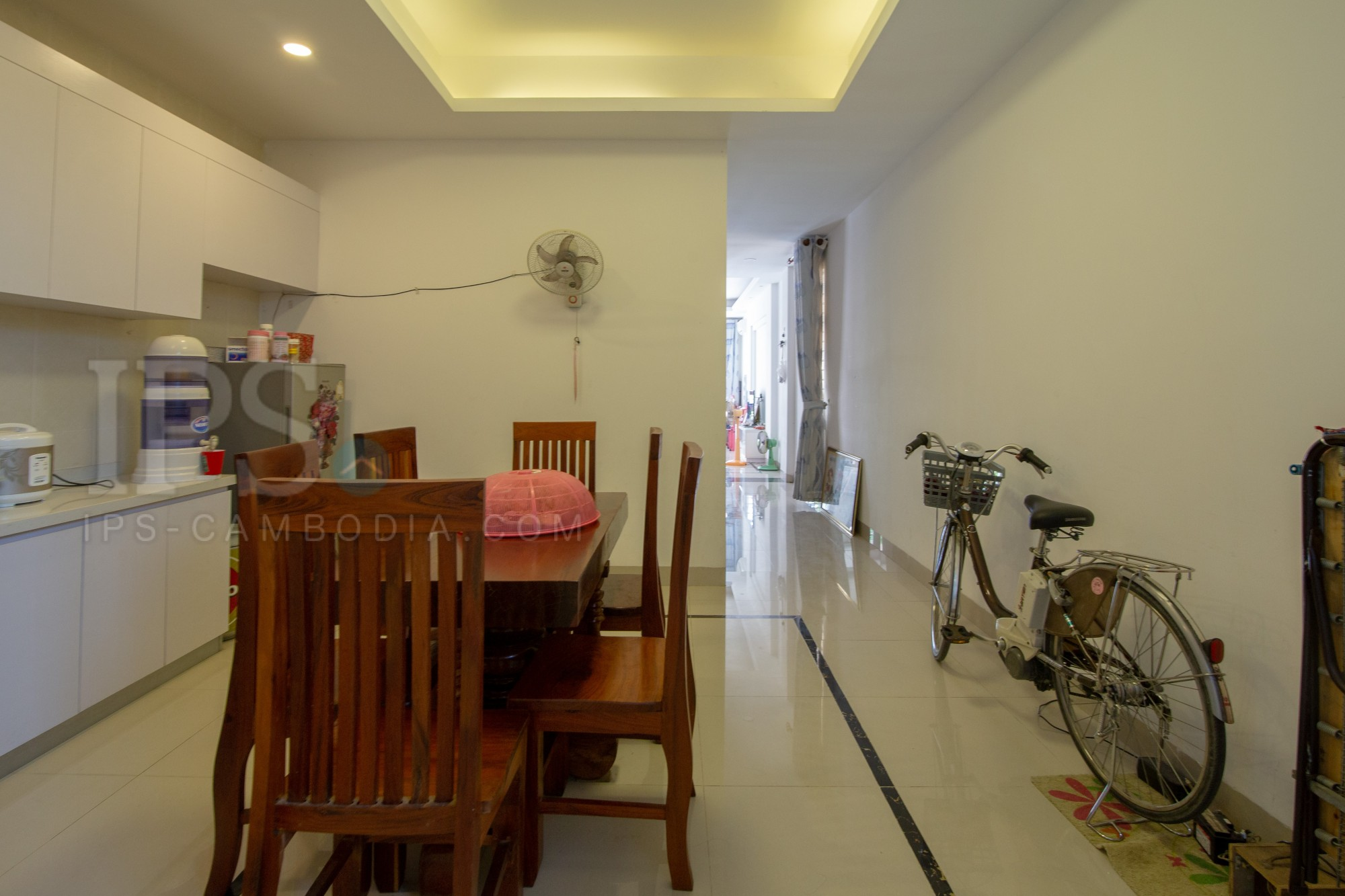 4 Bedroom Link House For Sale - Khan Mean Chey Phnom Penh