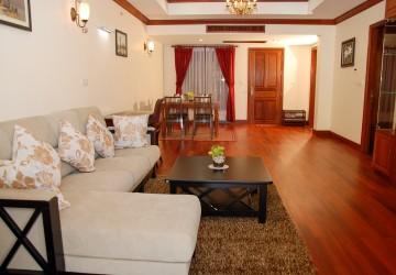 1 Bedroom Apartment For Rent - Sala Kamreuk, Siem Reap thumbnail