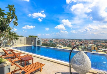 3 Bedroom Condo For Rent - Boeung Tumpun, Phnom Penh
