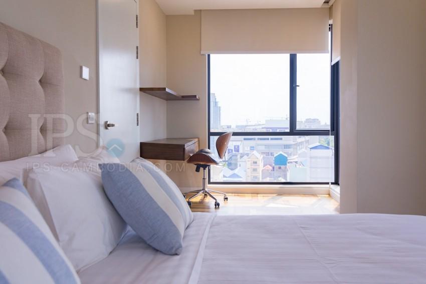 2 Bedrooms Apartment For Rent - Tonle Bassac, Phnom Penh