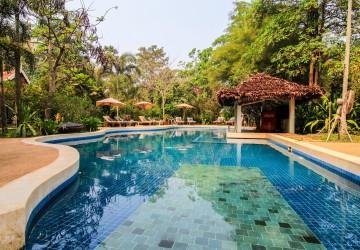 11 Room Hotel For Sale - Svay Dangkum, Siem Reap thumbnail
