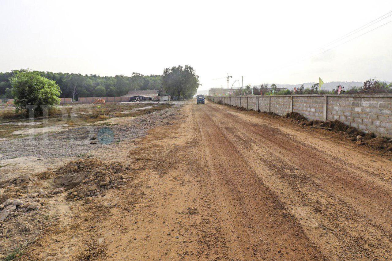 8,500 sq.m. Land For Rent - Otres Beach Area, Sihanoukville