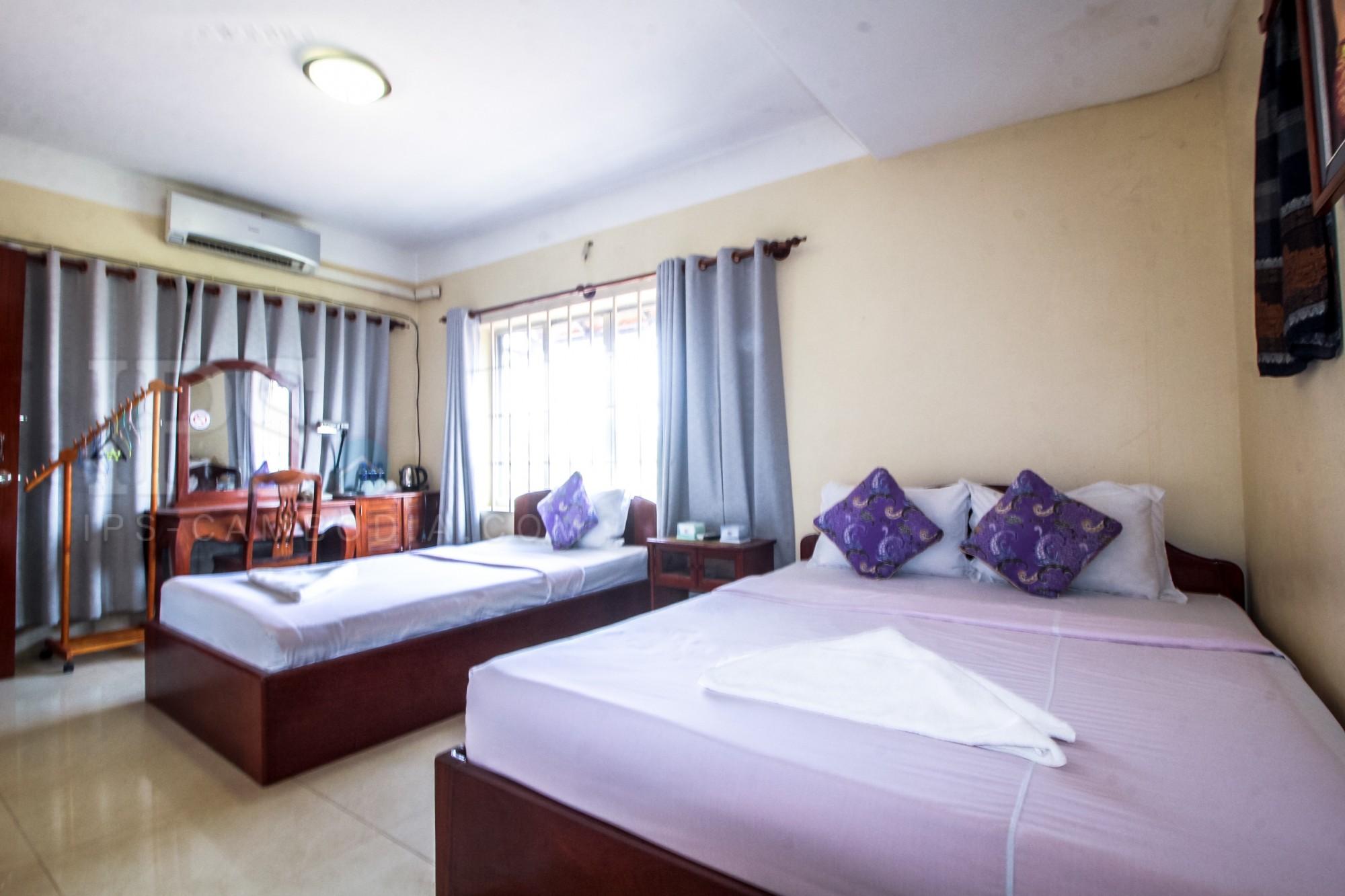 39 Room Commercial Hotel For Sale - Sala Kamreuk, Siem Reap