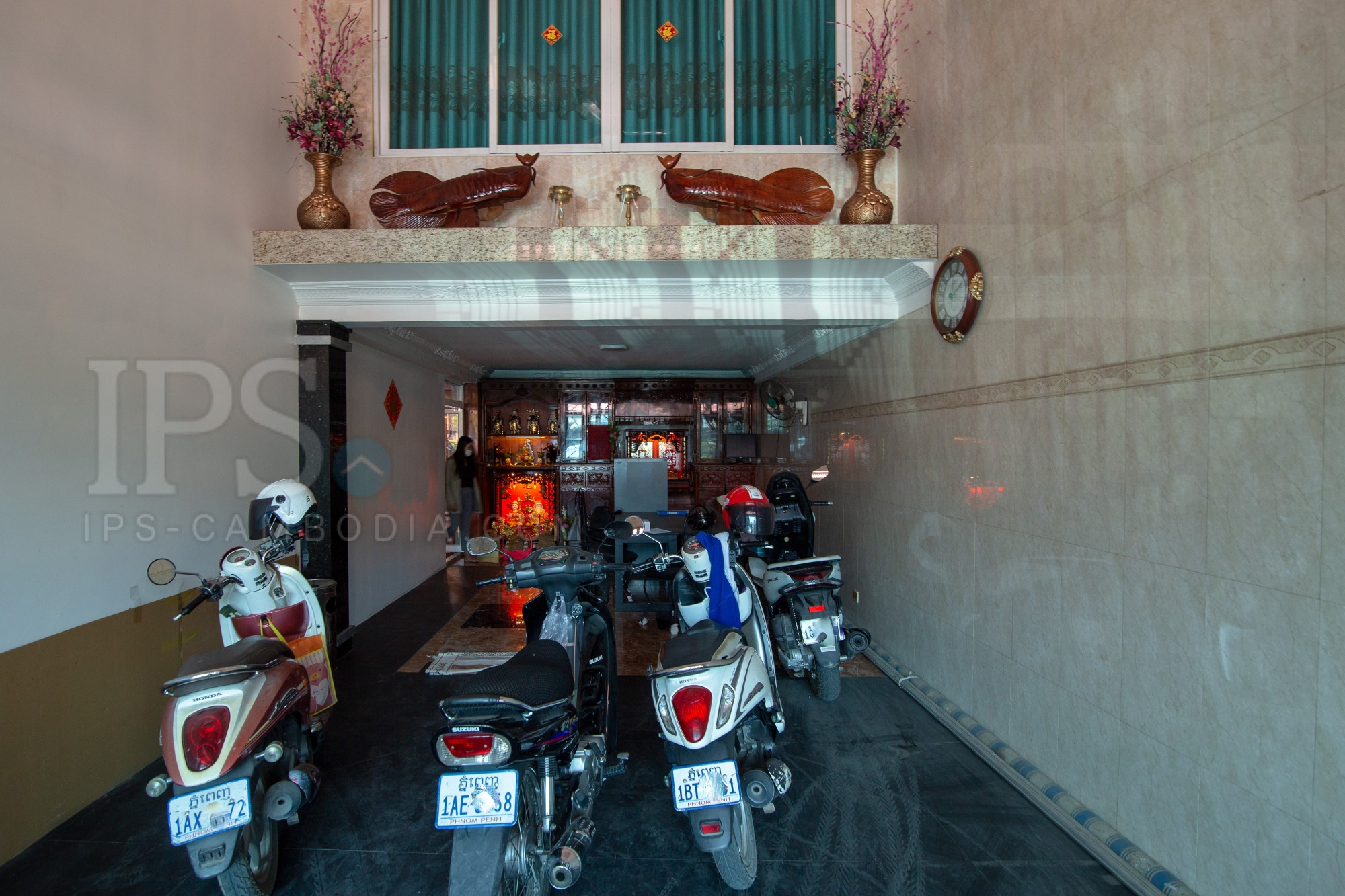 2 Flats For Rent - Tumnup Teuk, Phnom Penh