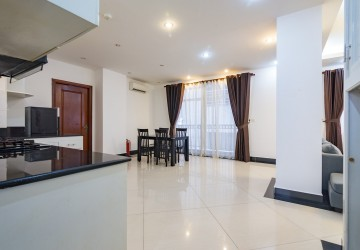 Three Bedroom Apartment for Rent in Phnom Penh - Toul Tom Poung