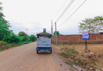 1,159 sq.m. Land For Sale - Sala Kamreuk, Siem Reap