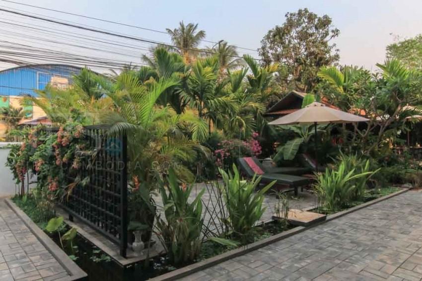 11-Room Hotel Business For Sale - Wat Damnak, Siem Reap