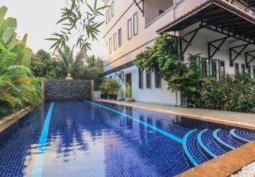 11-Room Hotel Business For Sale - Wat Damnak, Siem Reap  thumbnail
