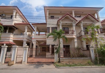 4 Bedroom Villa  For Sale - Stueng Meanchey, Phnom Penh