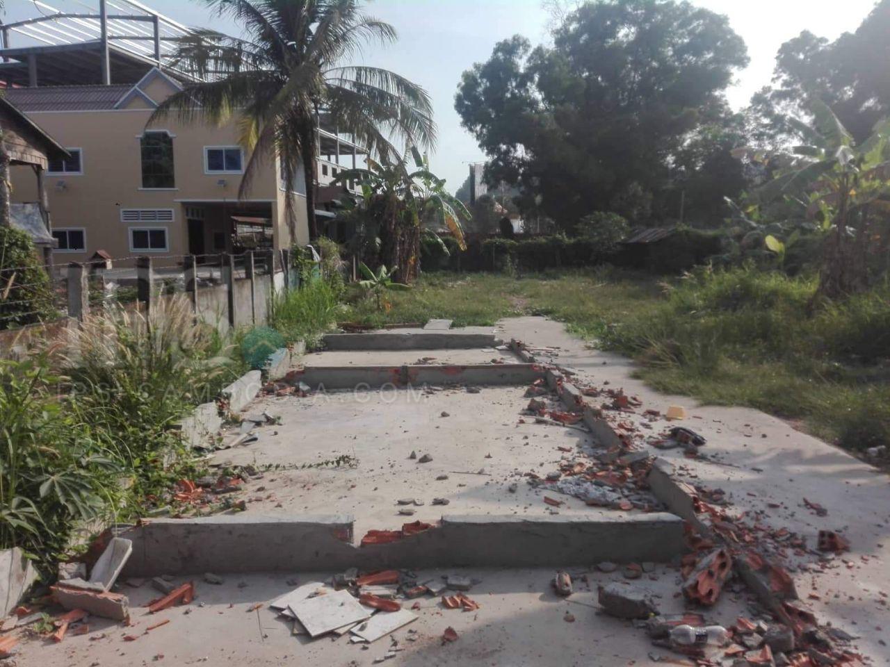 564 sq.m. Land For Sale - Mittapheap, Sihanouk Ville