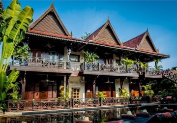 8 Room Boutique Hotel For Rent - Kouk Chak, Siem Reap