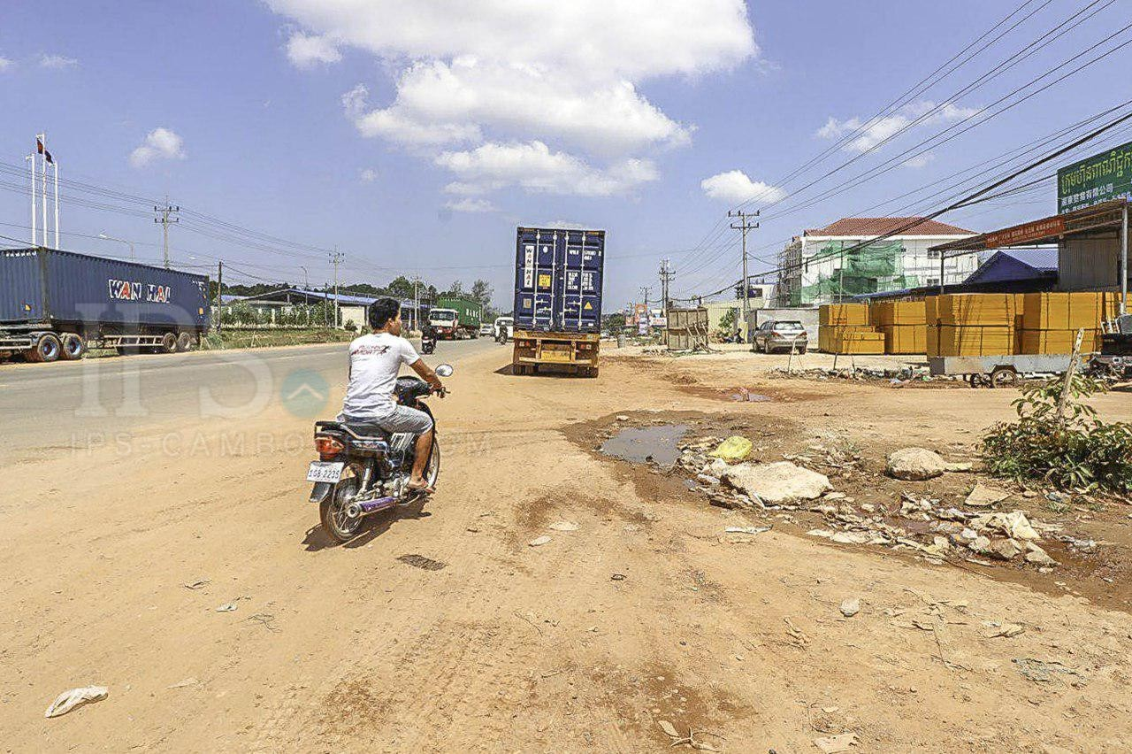3,000 sq.m. Land For Rent - Klang Leu, Sihanoukville