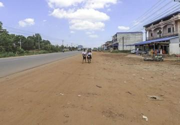 3,000 sq.m. Land For Rent - Klang Leu, Sihanoukville thumbnail