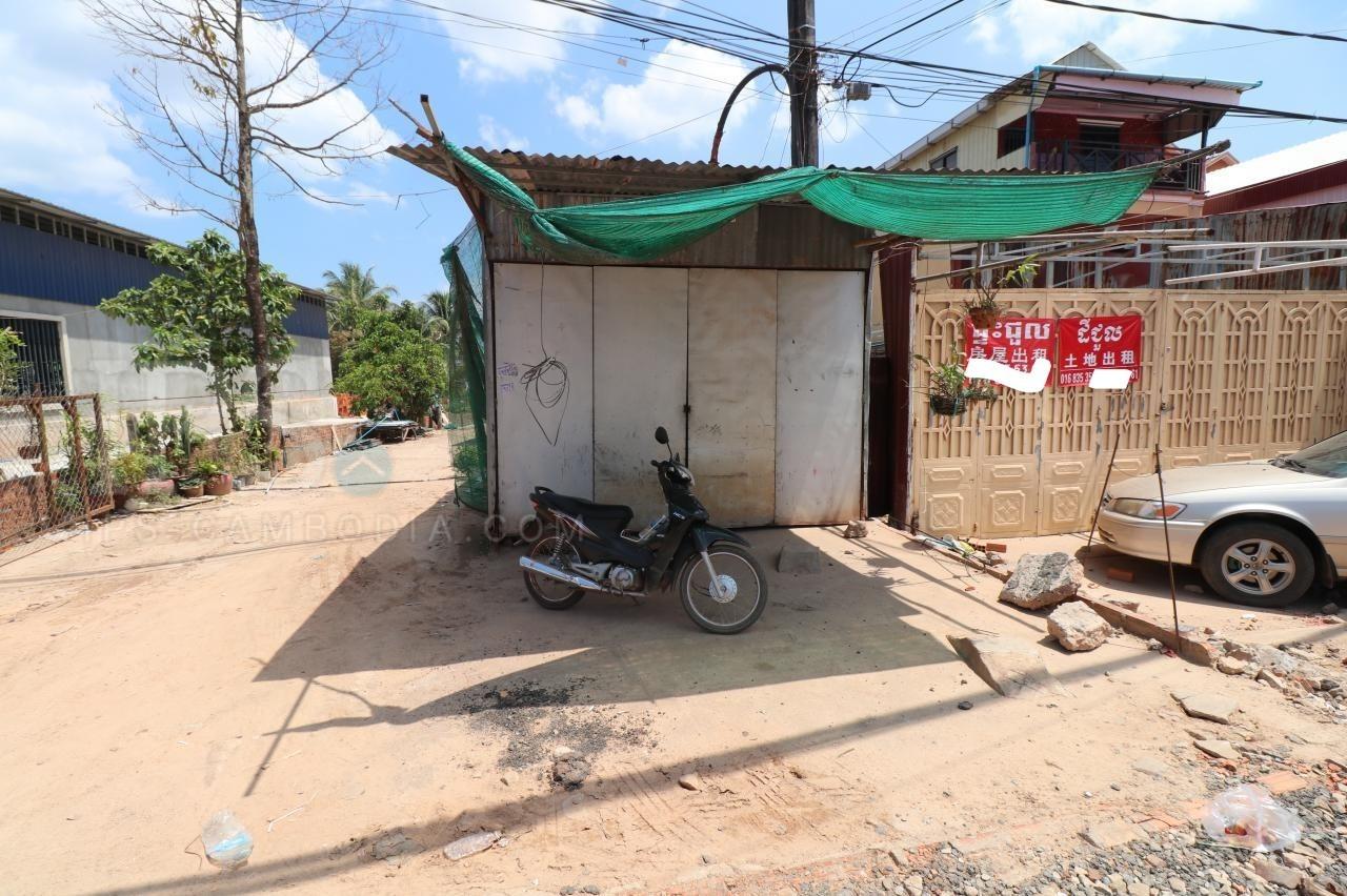200 sq.m. Land For Rent - Klang Leu, Sihanoukville