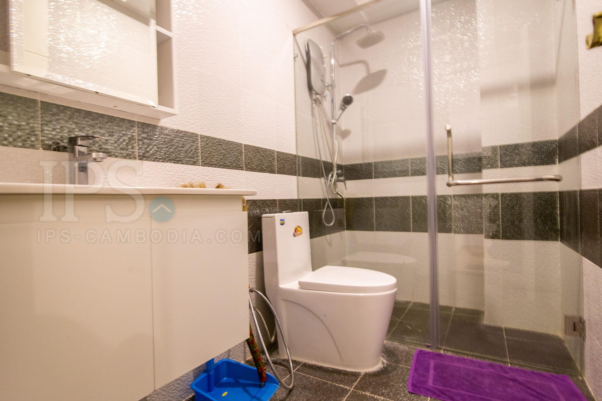 1 Bedroom Apartment  For Sale - BKK 3, Phnom Penh