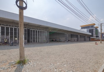 480 sq.m. Warehouse For Rent - Chroy Changvar, Phnom Penh