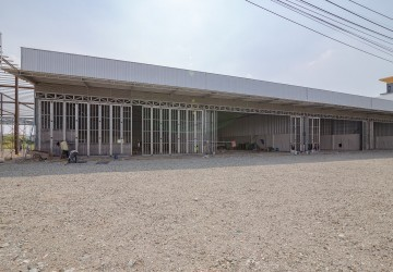 480 sq.m. Warehouse For Rent - Chroy Changvar, Phnom Penh thumbnail