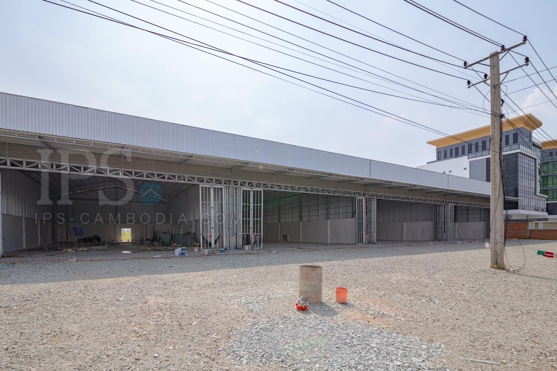 480 sq.m. Warehouse For Rent - Chroy Changvar, Phnom Penh