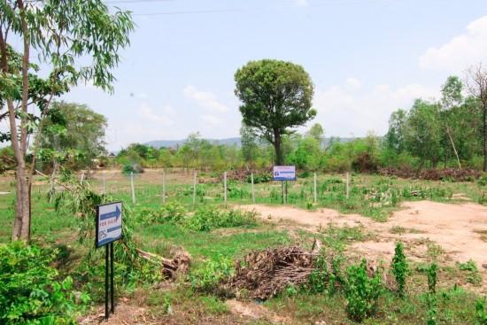 Land For Sale - Sotni Kum, Siem Reap