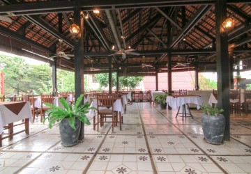 Business Restaurant  For Sale - Slor Kram, Siem Reap