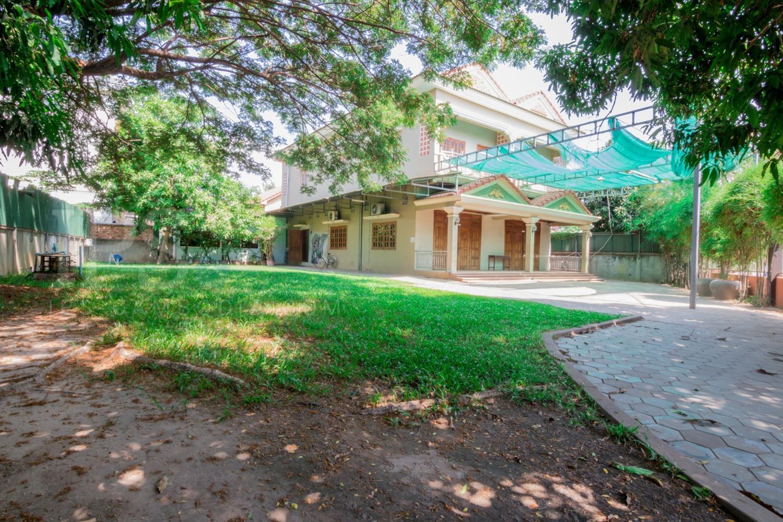 Villa 7 Bedroom  For Rent - Sala Kamreuk, Siem Reap