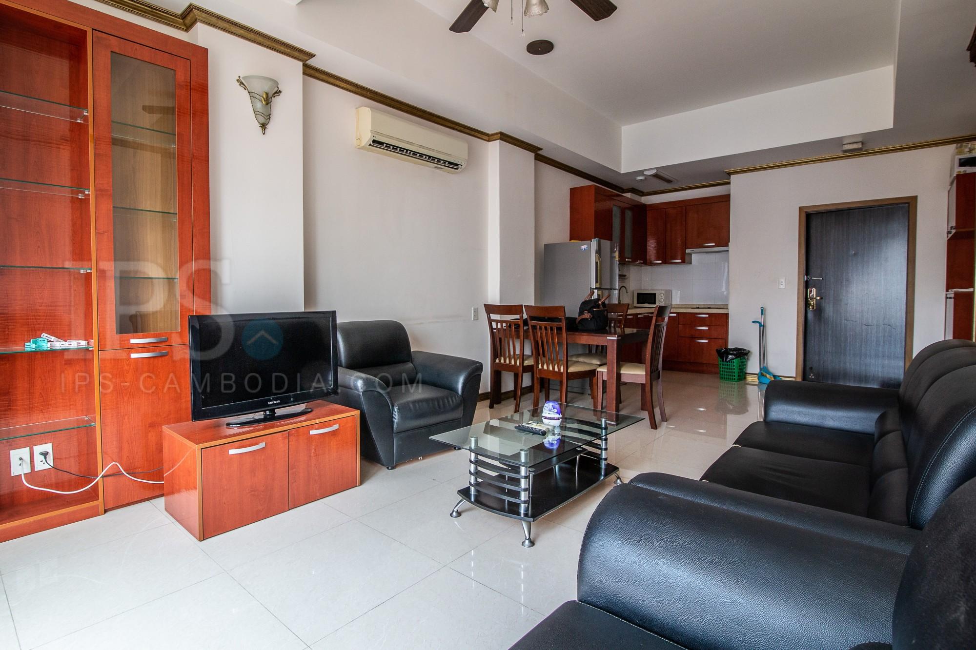 1 Bedroom Apartment  For Sale - BKK 1, Phnom Penh